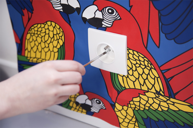 A3p association pour la promotion du papier peint - Poser papier peint intisse ...
